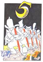 Sample of Marc Schirmeister's fan art