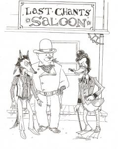 Stu Shiffman Last Chants Saloon, 1996