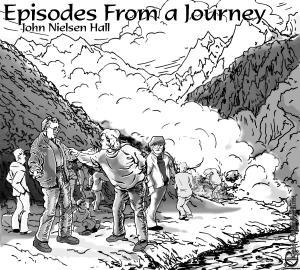 Ross Chamberlain's art for Episodes from a Journey - John Nielsen Hall