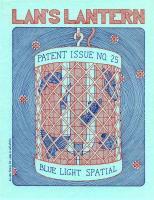 Teddy Harvia's art for Lan's Lantern